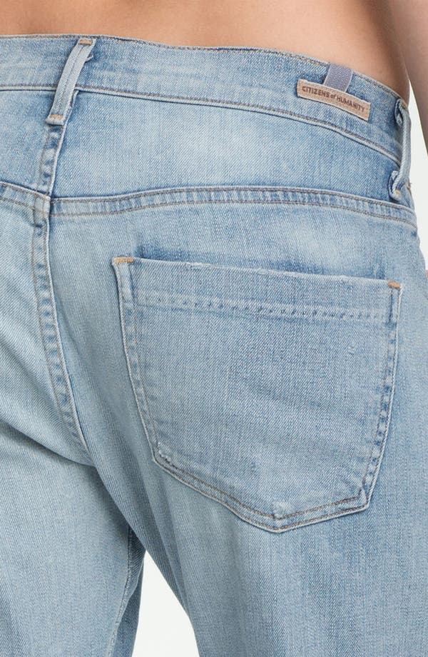 Alternate Image 3  - Citizens of Humanity 'Dylan' Loose Fit Jeans (Seychelles)