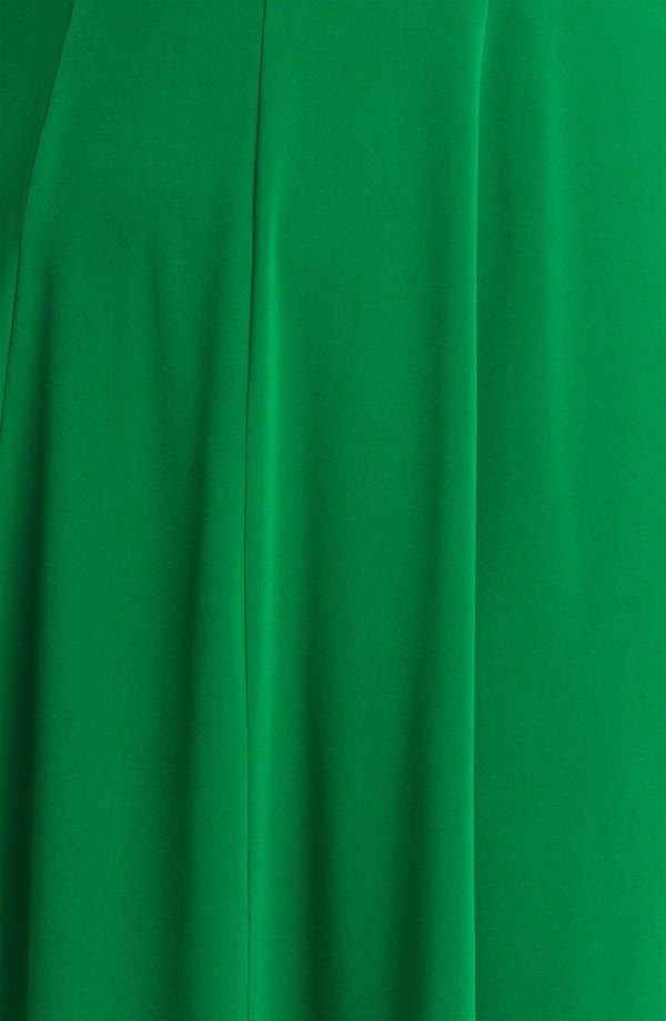 Alternate Image 3  - Donna Ricco Cutout Sleeveless Dress (Plus)
