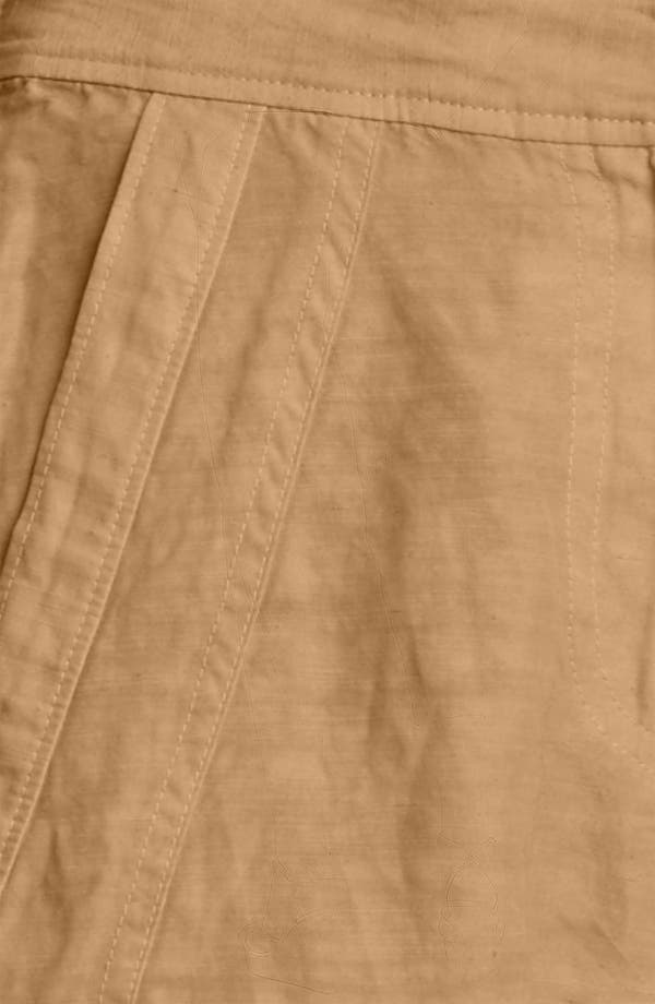 Alternate Image 3  - Donna Karan Collection Pintucked Crop Pants