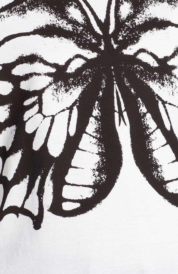 Alternate Image 3  - McQ by Alexander McQueen Butterfly Print Tee