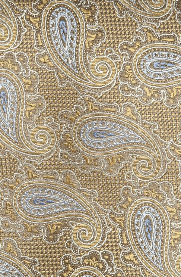 Alternate Image 2  - Canali Woven Silk Tie