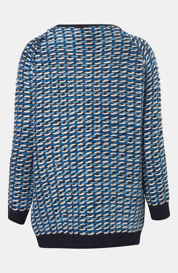 Alternate Image 2  - Topshop Loop Stitch Sweater