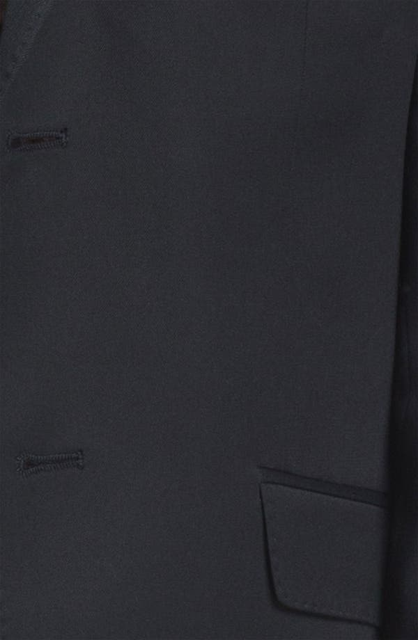 Alternate Image 3  - Topman Skinny Peak Lapel Blazer