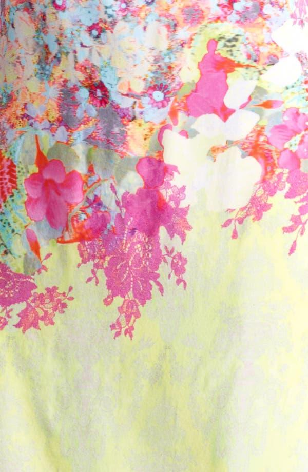Alternate Image 3  - Erdem 'Mercy' Print Silk Crepe Dress