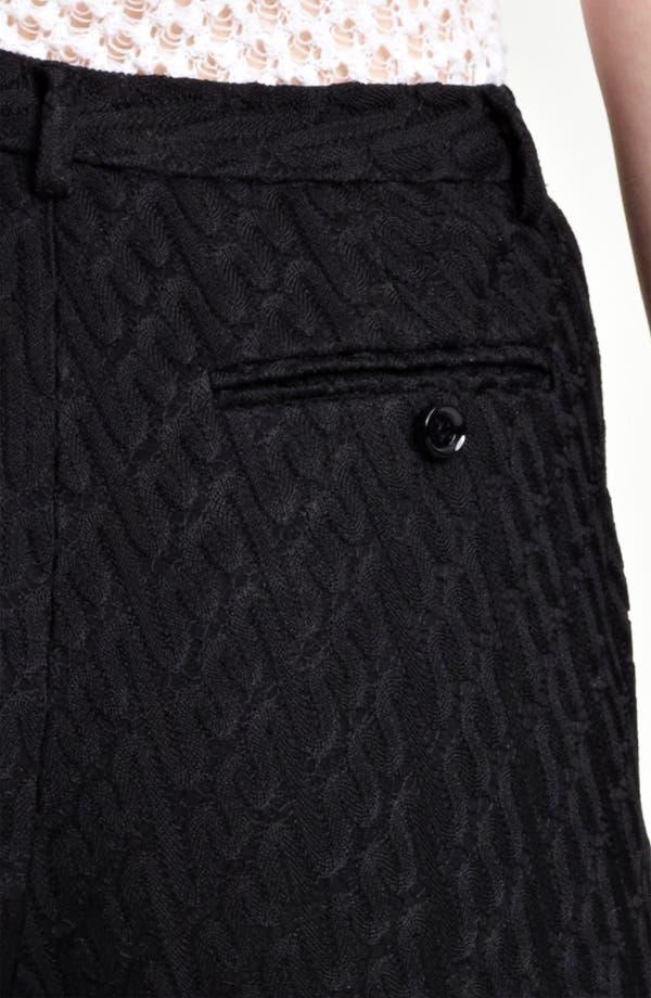 Alternate Image 3  - Missoni Straight Leg Knit Ankle Pants