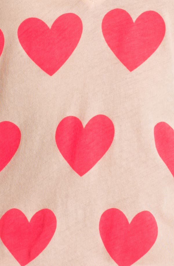 Alternate Image 3  - Wildfox 'Baby Love' V-Neck Tee (Nordstrom Exclusive)