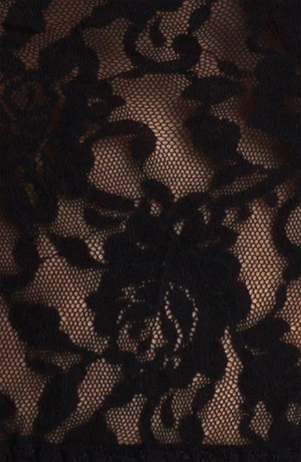 Alternate Image 3  - Hanky Panky Signature Lace Peplum Camisole