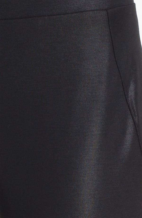 Alternate Image 3  - Two by Vince Camuto Textured Leggings