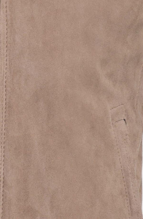 Alternate Image 3  - BOSS Black 'Neodor' Suede Jacket