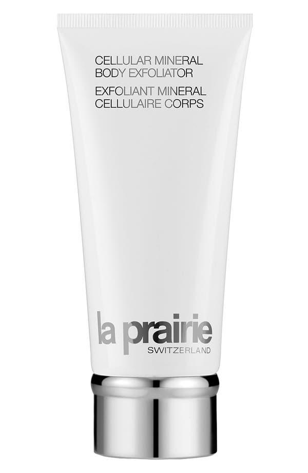 Alternate Image 1 Selected - La Prairie 'Cellular Mineral' Body Exfoliator