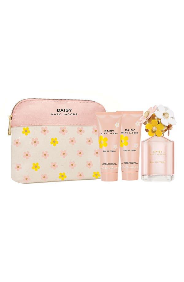 Alternate Image 1 Selected - MARC JACOBS 'Daisy Eau So Fresh' Fragrance Set ($110 Value)