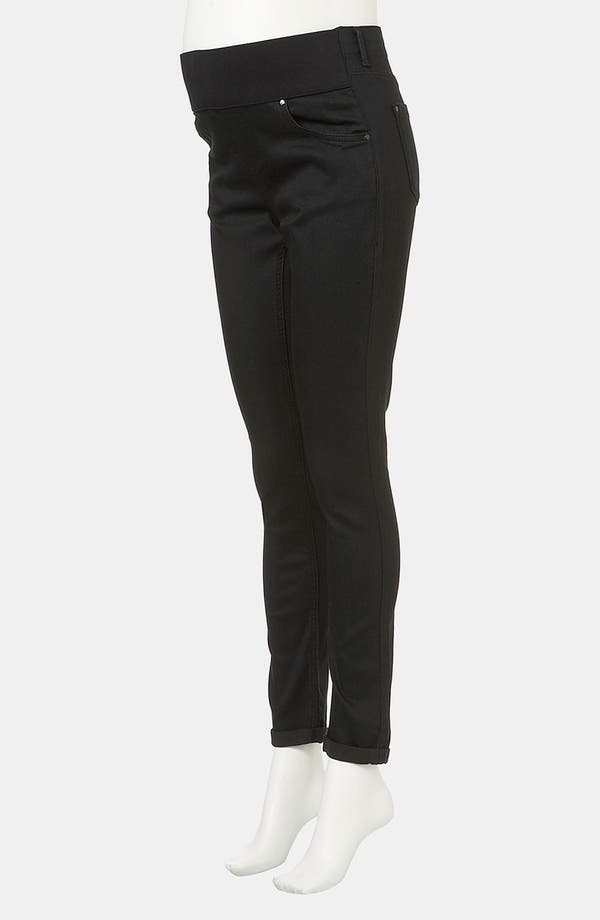 Main Image - Topshop 'Leigh' Maternity Skinny Jeans