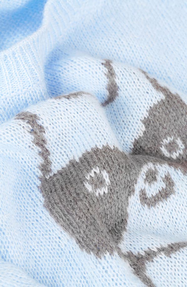 Alternate Image 3  - Topshop 'Cat Burglar' Intarsia Sweater