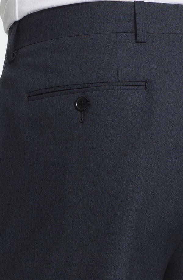 Alternate Image 6  - John Varvatos Star USA 'Filmore' Trim Fit Wool Suit