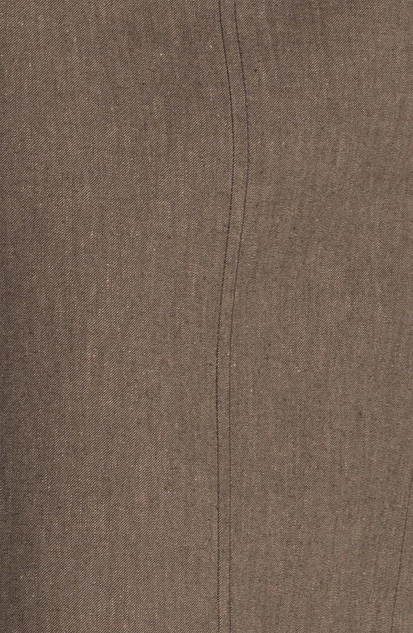 Alternate Image 3  - Halogen® 'Subtle Stretch' Skirt