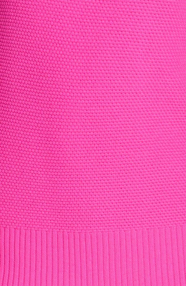 Alternate Image 4  - St. John Yellow Label Micro Piqué Knit Sweater