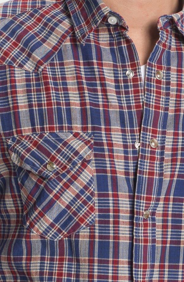 Alternate Image 3  - Pendleton 'Epic' Madras Plaid Western Shirt