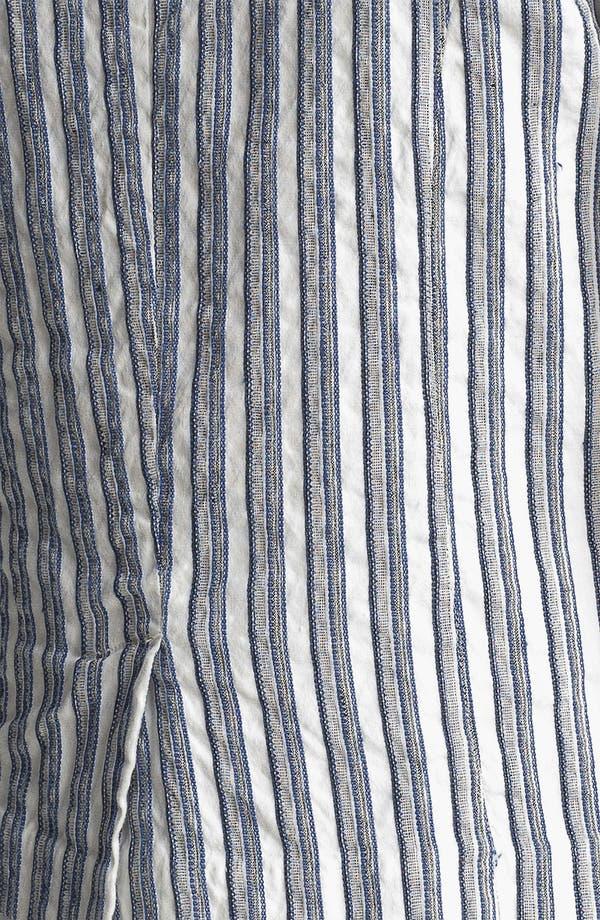 Alternate Image 3  - Ella Moss 'Kaycee' Stripe Jacket