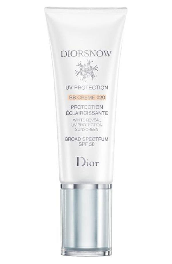 Main Image - Dior 'Diorsnow' BB Creme Sunscreen Broad Spectrum SPF 50