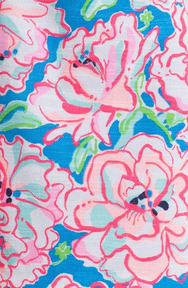 Alternate Image 3  - Lilly Pulitzer® 'Nienie' Print Sheath Dress
