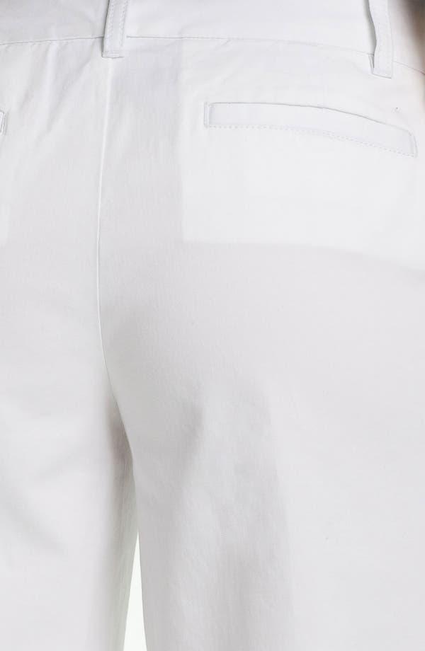 Alternate Image 3  - Caslon® Twill Bermuda Shorts (Regular & Petite)