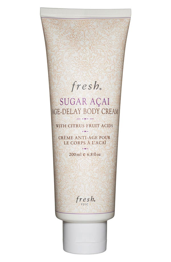 Main Image - Fresh® 'Sugar Açai Age-Delay' Body Cream
