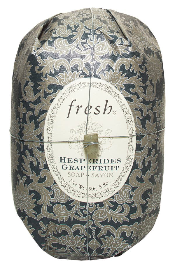 Hesperides Grapefruit Oval Soap,                         Main,                         color,