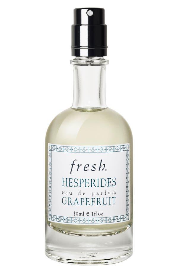 Grapefruit perfume