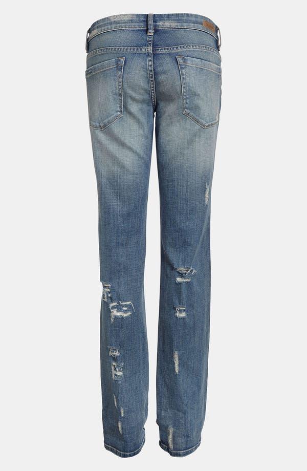 Alternate Image 3  - BLANKNYC Boyfriend Jeans (Flavor Savor)