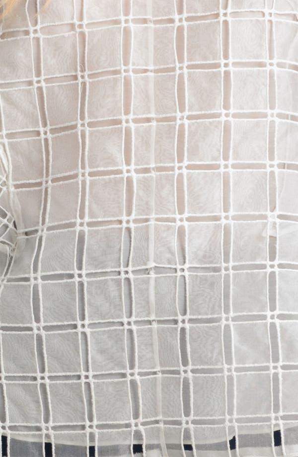 Alternate Image 5  - rag & bone 'Adeline' Silk High/Low Tank