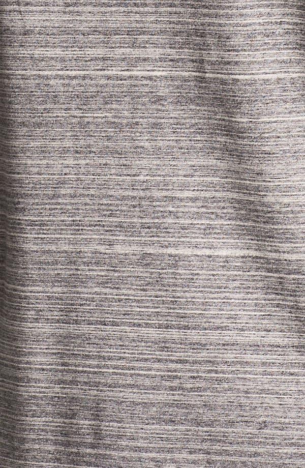 Alternate Image 3  - Sejour Zip Front Cotton Hoodie (Plus)