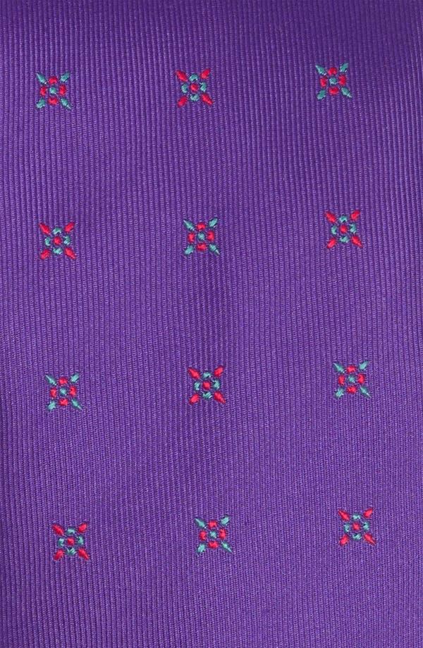 Alternate Image 2  - Thomas Pink 'Castle Flower' Woven Silk Tie