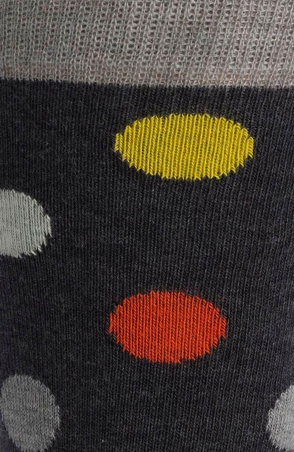 Alternate Image 2  - Pact Dot Pattern Socks