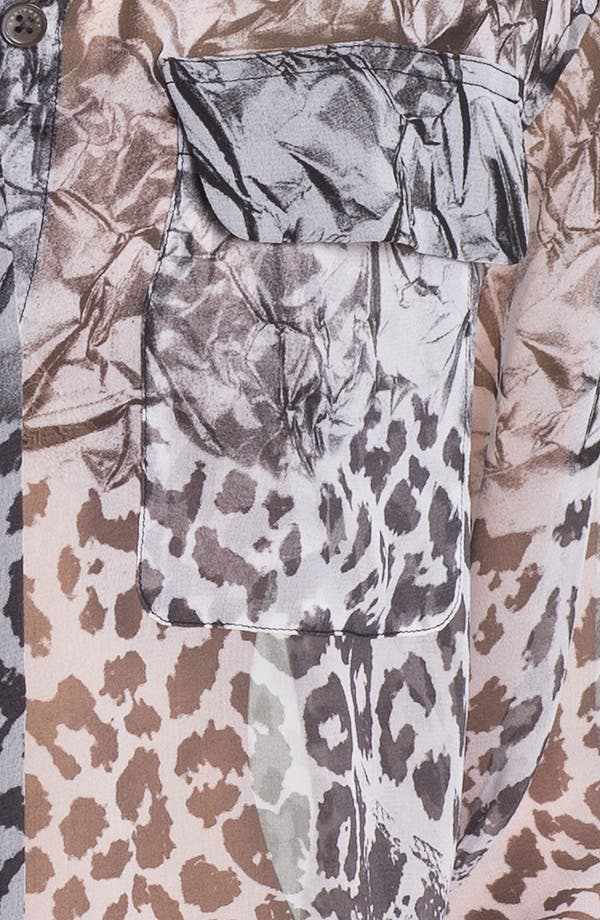 Alternate Image 3  - Equipment 'Signature' Sheer Silk Shirt