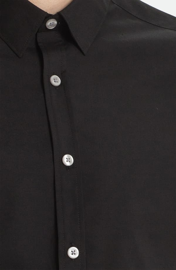 Alternate Image 3  - Topman 'Smart' Short Sleeve Shirt
