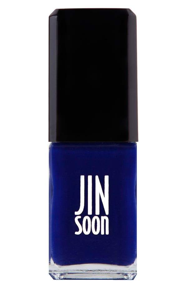Alternate Image 1 Selected - JINsoon 'Blue Iris' Nail Lacquer