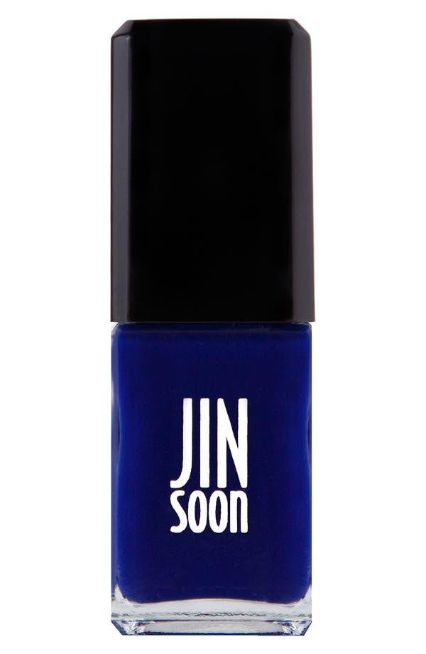 'Blue Iris' Nail Lacquer,                         Main,                         color, Blue Iris