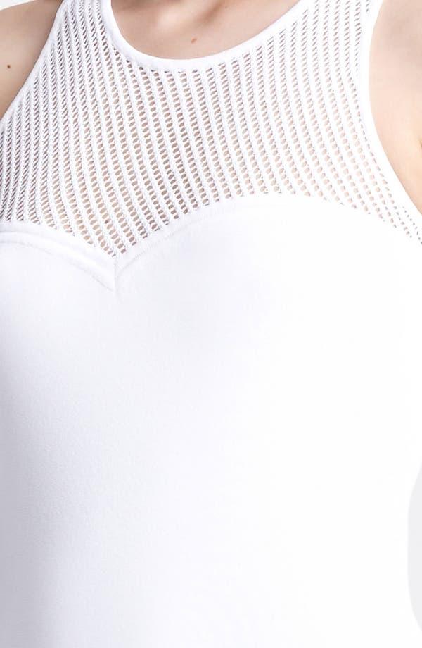 Alternate Image 3  - Emilio Pucci Mesh Detail Dress