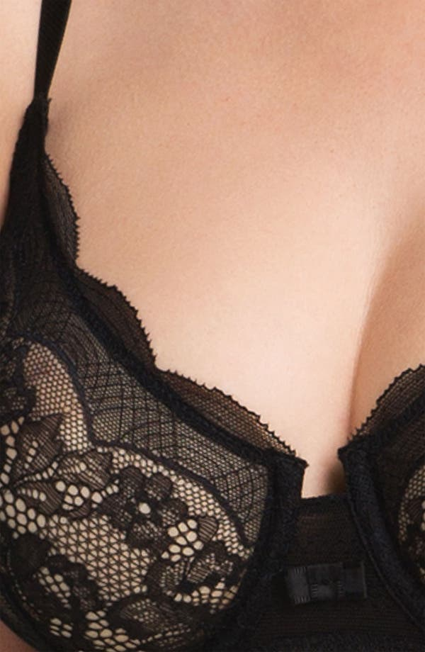 Alternate Image 3  - Miss Studio by La Perla 'Skyline Amour' Underwire Bra