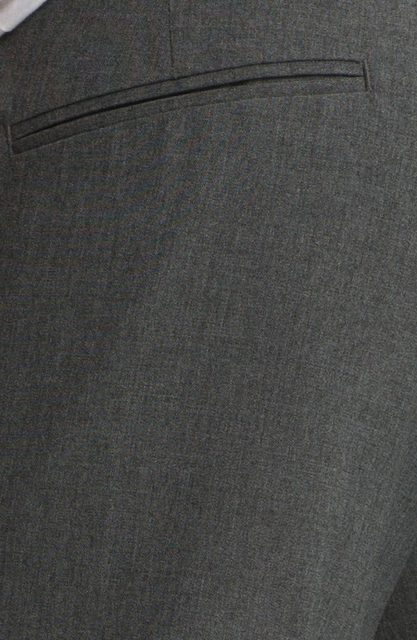 Alternate Image 3  - Topman Slim Fit Trousers