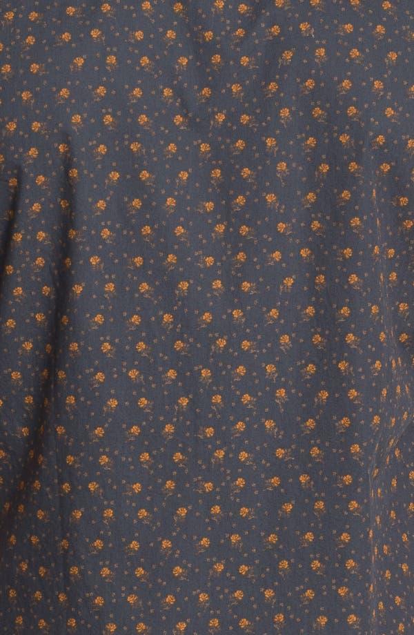 Alternate Image 3  - Ben Sherman Floral Print Woven Shirt