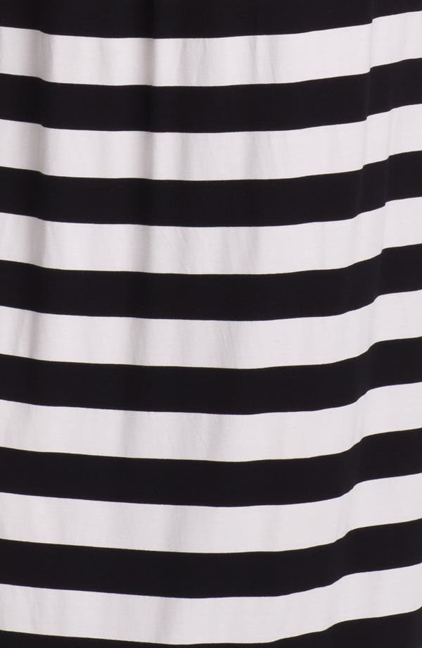 Alternate Image 3  - Vince Camuto Stripe Halter Maxi Dress