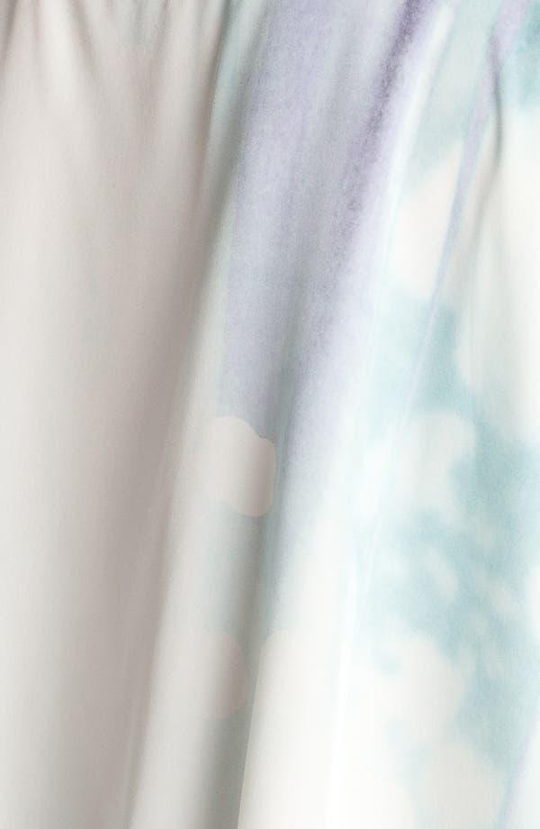 Alternate Image 3  - Diane von Furstenberg 'New Hankey' Silk Top