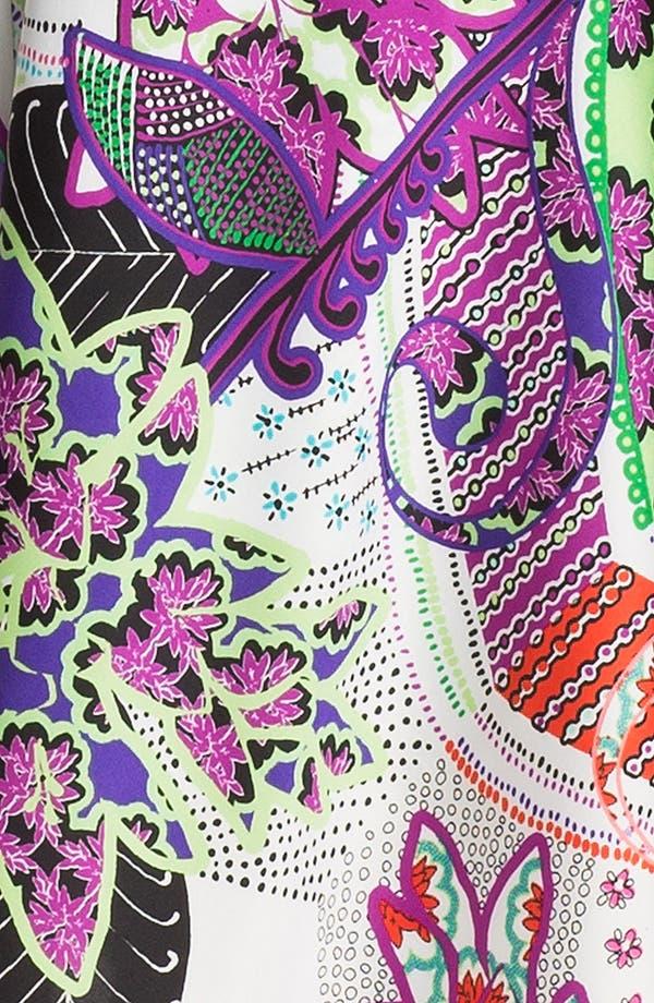 Alternate Image 3  - Donna Morgan Sleeveless Print Dress