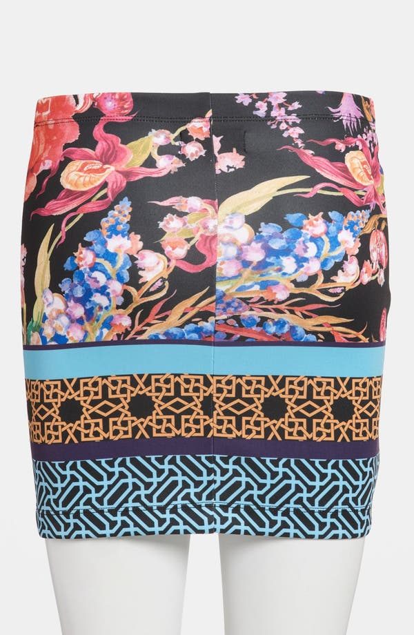 Alternate Image 3  - Dream Daily 'China Rose' Skirt