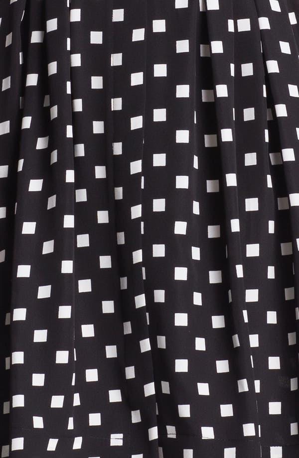 Alternate Image 3  - Suzi Chin Maggy Boutique Belted Print Shirtdress