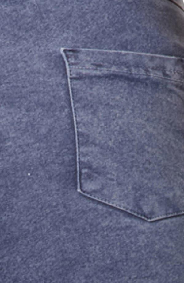 Alternate Image 2  - Topshop High Waist Skinny Jeans