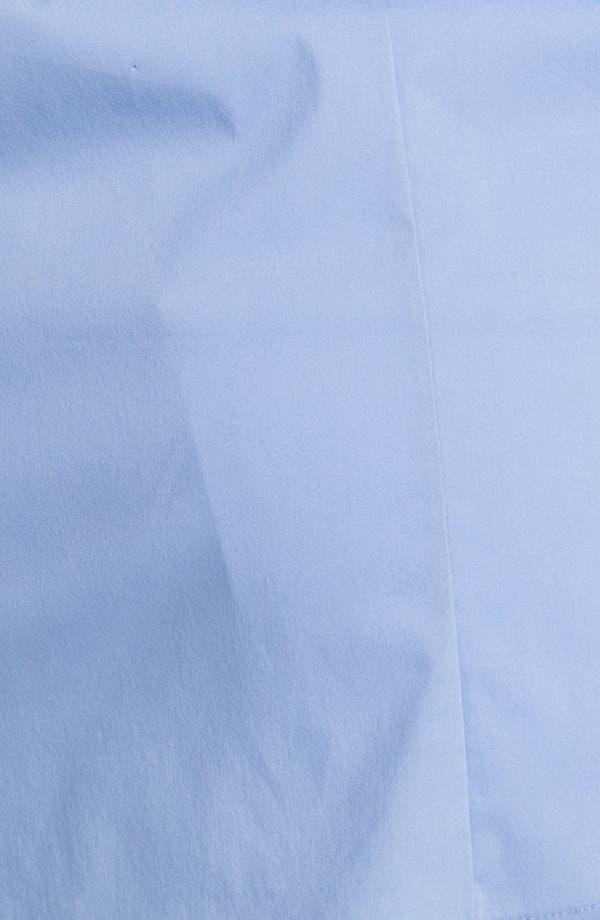 Alternate Image 3  - Foxcroft Three Quarter Sleeve Shaped Shirt