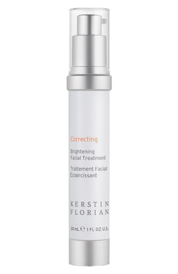 Alternate Image 1 Selected - Kerstin Florian Correcting Brightening Facial Treatment