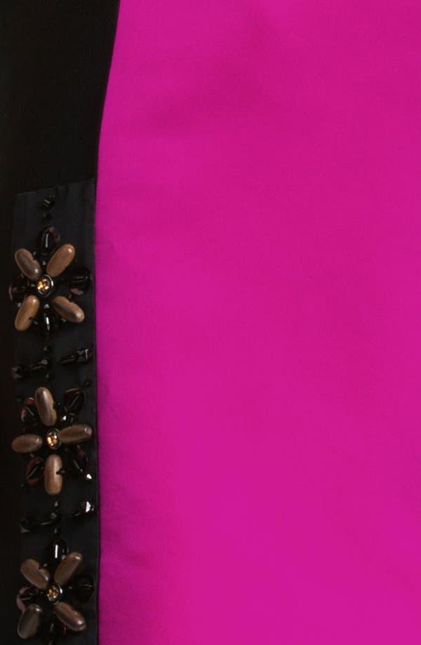 Alternate Image 4  - Lanvin Bicolor Silk Dress
